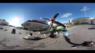 360 vr Cначала самолёты