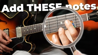How the PROS use the PENTATONIC SCALE