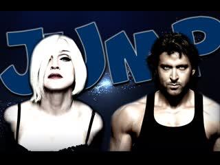 Madonna&Hrithik Roshan|Jump