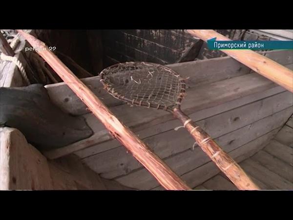 06 08 2018 Открытие парка музея Поморского быта под открытым небом в Яреньге