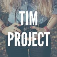 Логотип Фотопроекты Тамбов /Tim Project/ Фотосессии