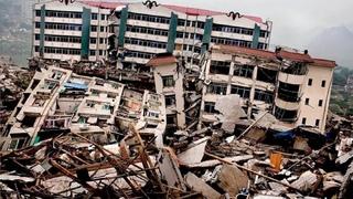 СТРАШНЫЕ КАДРЫ! Ужасное землетрясение в Китае, мощное землетрясение Китай сегодня 15-16 сентября