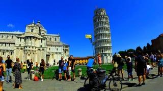 #пандемиятрип2020 - 3. Tuscany. Pisa