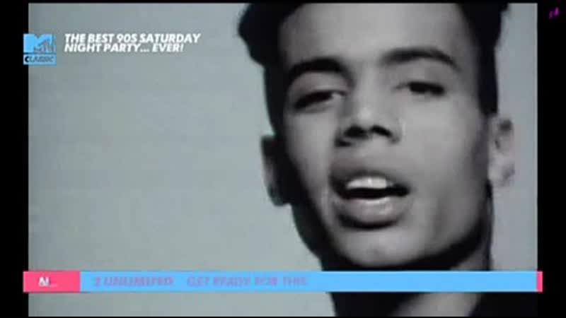 2 unlimited get ready for this mtv classic