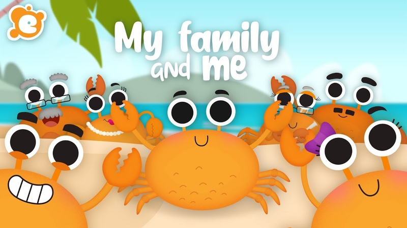 My Family and ME A Family Song by ELF Learning