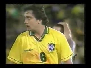 23/03/1994. BRASIL 2 - ARGENTINA 0. Amistoso Internacional en Recife. COMPLETO
