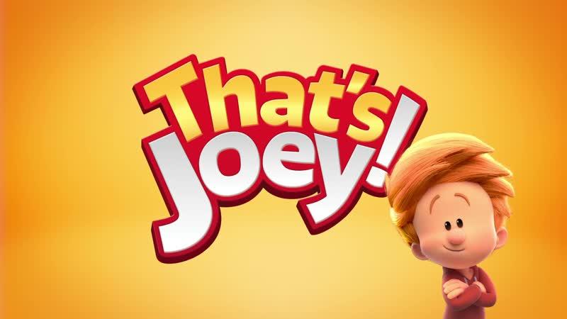 That's Joey Это Джоуи Тизер