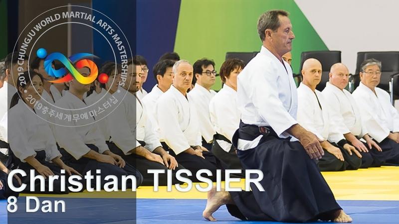 Seminar with Christian Tissier 8 Dan in South Korea