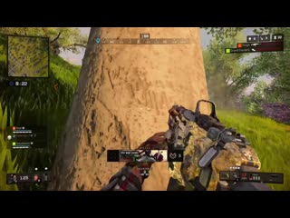 Full squad wipe, love how I dodged bullets like Neo. Black Ops 4