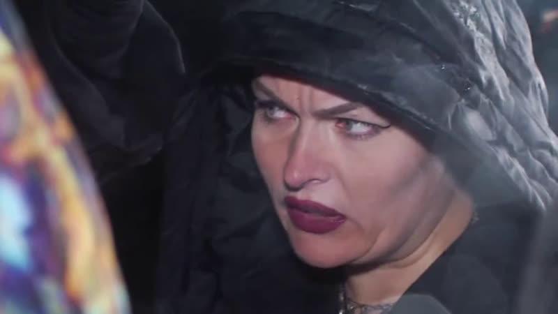 Битва экстрасенсов Мариам Циминтия Падение с высотки