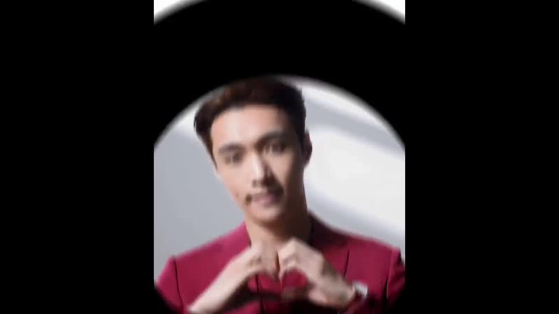 191206 ZHANG YIXING 张艺兴 — Daniel Wellington new ads