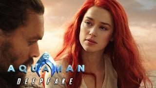 Emilia Clarke as Mera in Aquaman [Deepfake]