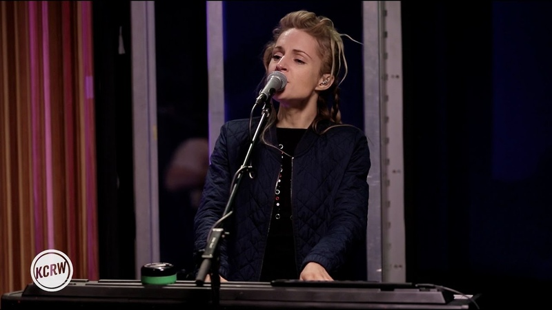 Agnes Obel performing Familiar Live on KCRW