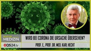 Wird bei Corona die Ursache übersehen? | Prof. em. Prof. Dr. med. Karl Hecht | NaturMEDIZIN | QS24
