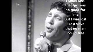 Tom Jones - Delilah (Lyrics on screen) (HD)