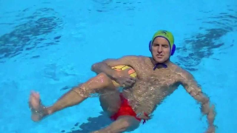Wolf Wigo's Water Polo Tricks 3 The Foot