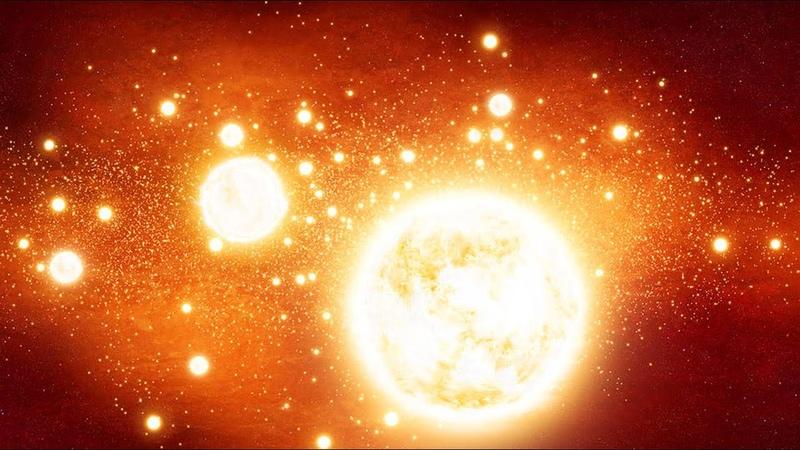 Как устроена Вселенная космос наизнанку Далёкие планеты