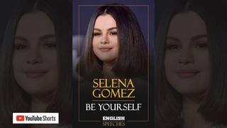 #shorts | SELENA GOMEZ: Be Yourself (English Subtitles)