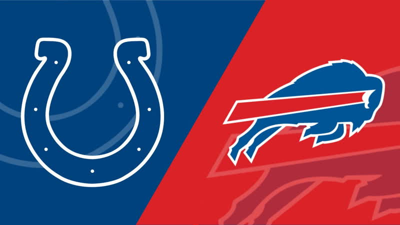 AFC Wild Card 09 01 2021 IND Colts @ BUF Bills