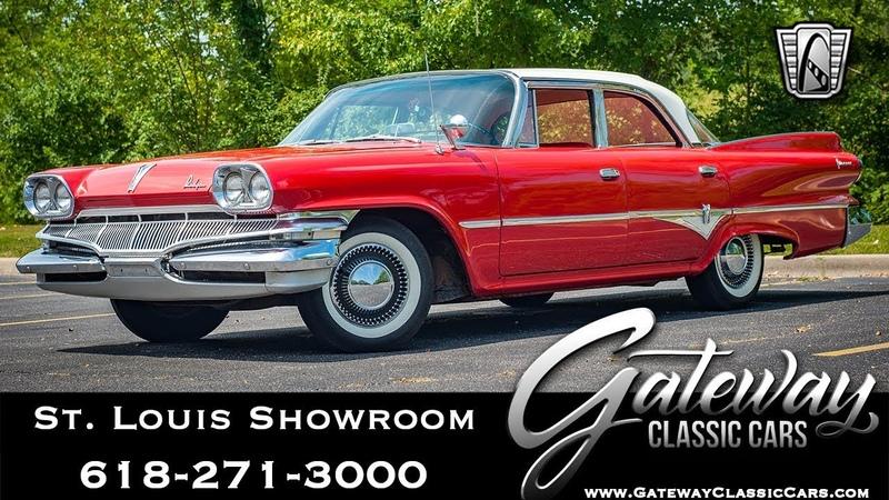 1960 Dodge Dart Pioneer Gateway Classic Cars St Louis 8189