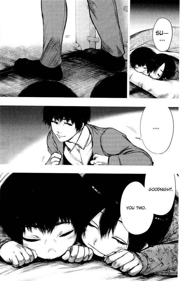 Tokyo Ghoul, Vol.8 Chapter 70 Sister and Brother, image #7