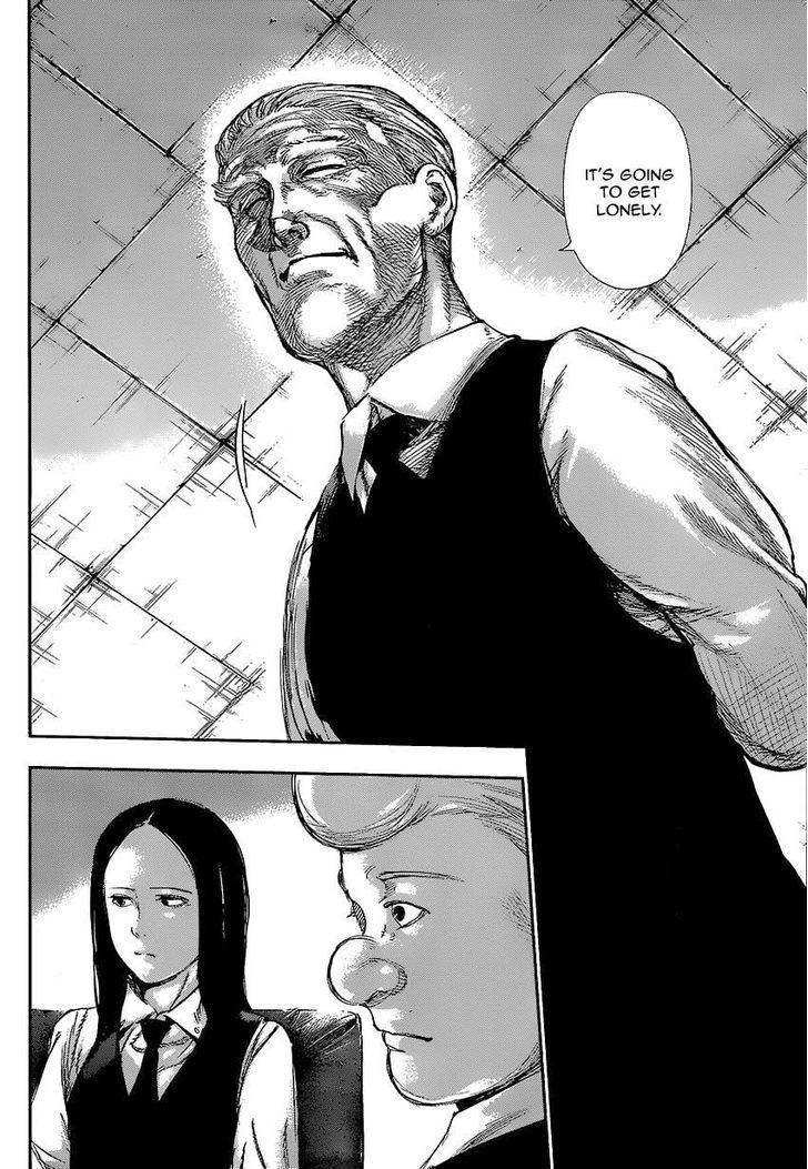 Tokyo Ghoul, Vol.13 Chapter 125 Destructive Spiral, image #16
