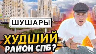 Шушары - худший район Санкт-Петербурга? / Полный обзор