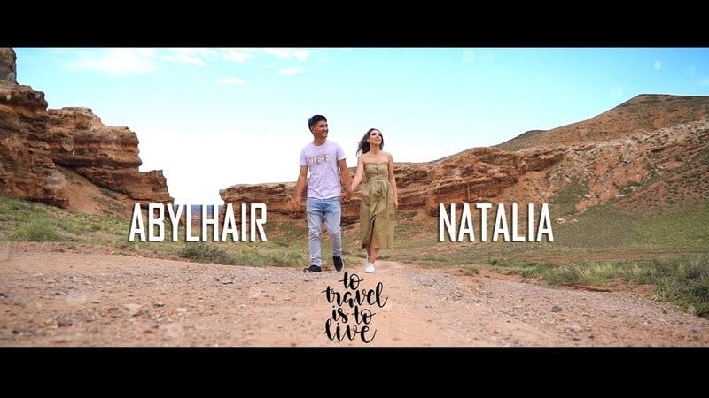 Love story на чарынском каньоне 2019 MNC Media