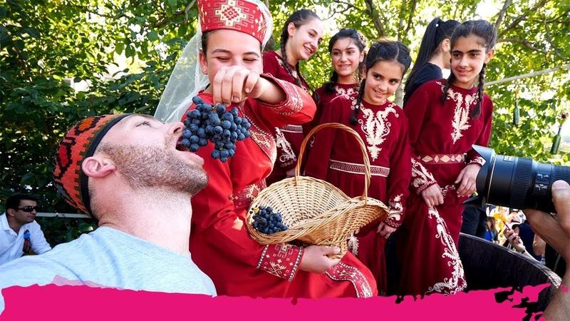 The Ultimate WINE FESTIVAL Experience at the Areni Wine Festival Areni Armenia