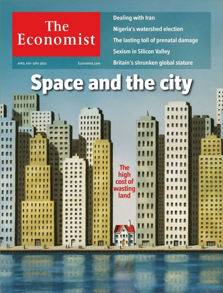 THE ECONOMIST - Audio Edition (April 4th, 2015)
