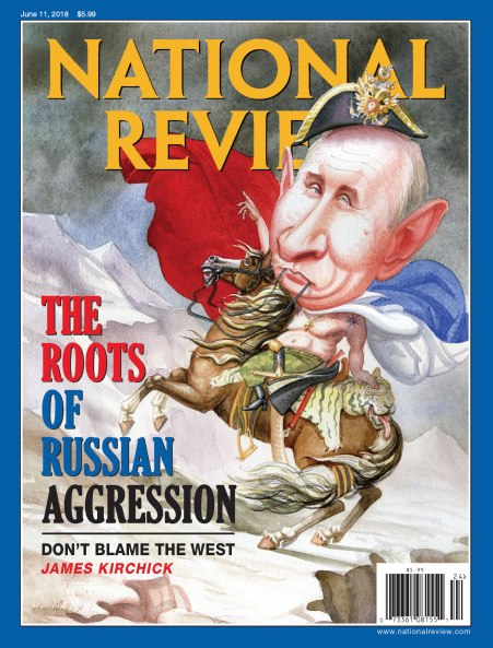 National Review - 11 June 2018