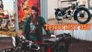 Французский раритет - мотоцикл Terrot HST 350.