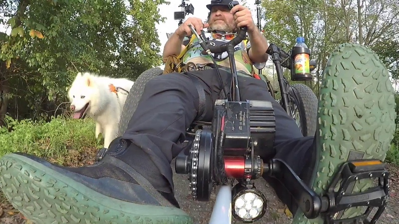 Husky Rap Music |Buffalo Valley Rail Trail |WoofDriver and SnoopWoof