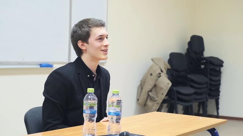 Егор Жуков Ответы на вопросы в Высшей Школе Экономики