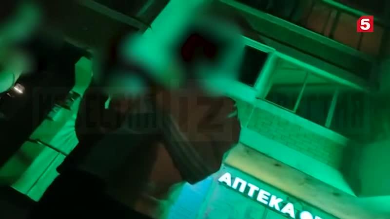 ВМоскве мужчина напал нааптекаря сножом из за денег