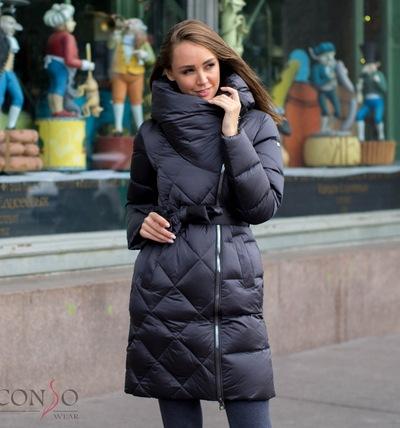 Conso. Стильные женские куртки   ВКонтакте c259892419b