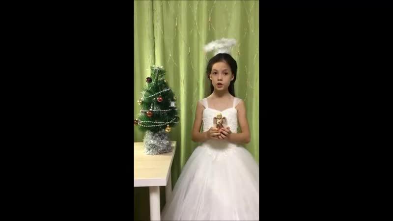Захарушкина Мария 8 лет Божий дар