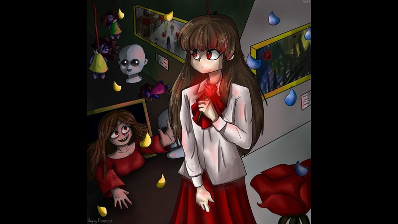 ◄♦ Ib (SPEEDPAINT)┃Fanart horror game Ib┃Daysy Evans ♦►