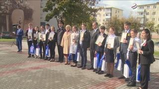 В Серпухове прошла торжественная церемония вручения паспортов и чествования волонтеров