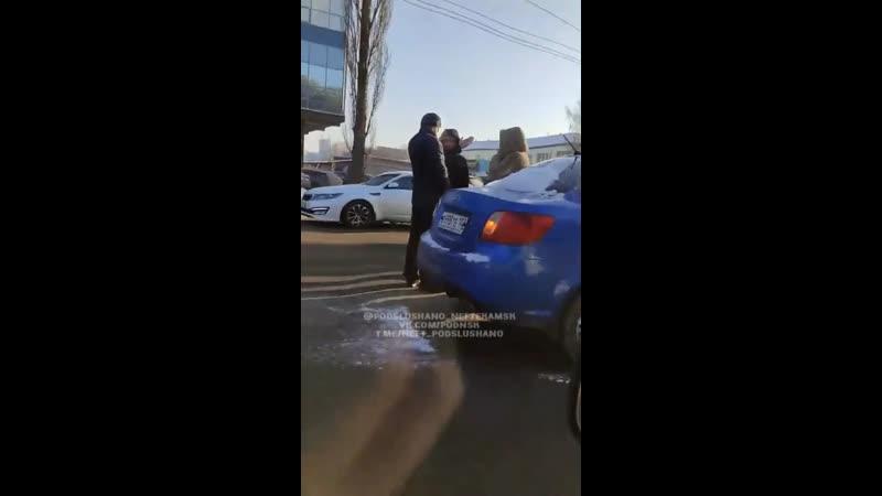 Авария возле Урала Подслушано Нефтекамск