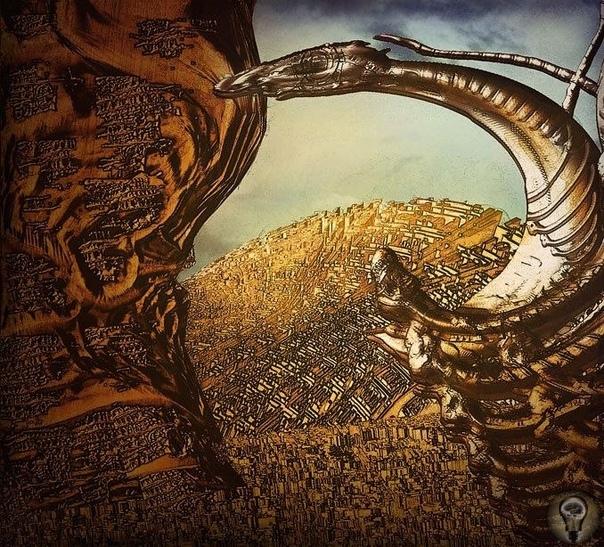 Некрономикон мифическая книга Аль Азиф Считается, что впервые «Некрономикон» упоминается в рассказе Лавкрафта «The Hound», написанном в 1923 году, а первый намёк на него (или похожую книгу)
