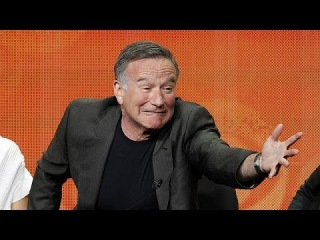 """Умер Робин Уильямс, """"самый смешной человек на свете"""""""