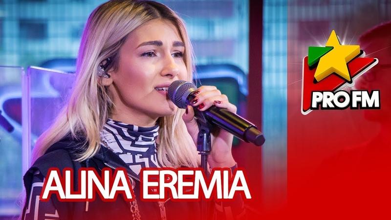 Alina Eremia Printre Cuvinte ProFM LIVE Session