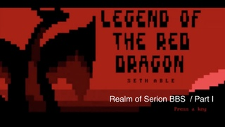Legend of the Red Dragon (LORD) Tournament on Realm of Serion BBS - Complete Playthrough Part I