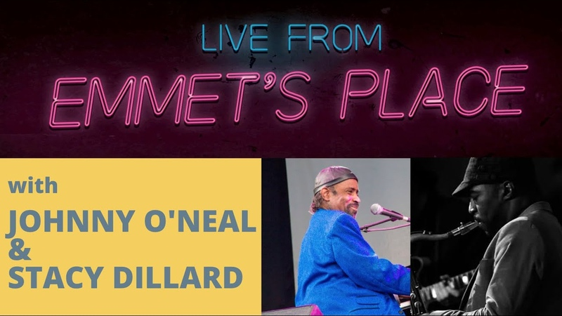 Live From Emmet's Place Vol 25 ft Johnny O'Neal and Stacy Dillard