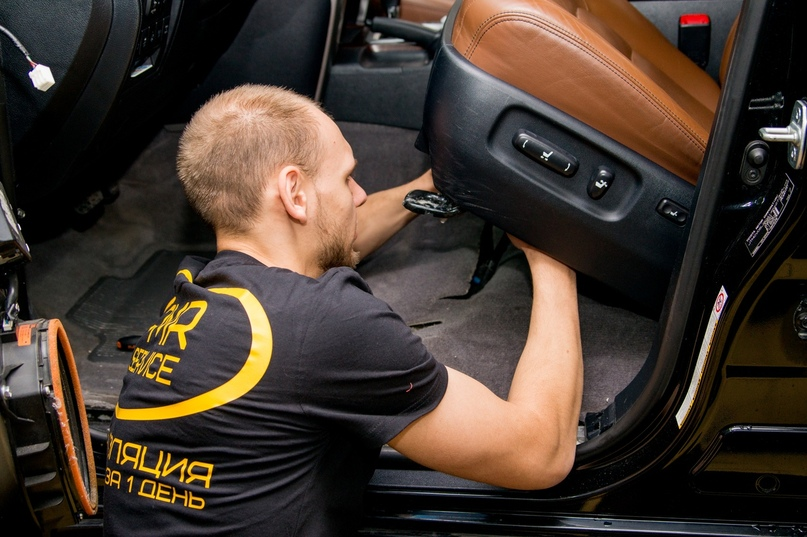 Комплексная шумоизоляция твоего автомобиля, изображение №36