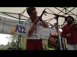 Dobranotch markham jazz festival