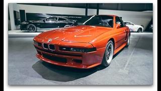 Inside BMW Group Classic - the elusive BMW M8 (E31) prototype.