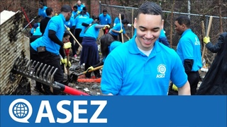 〔ASEZ〕 Let's save campus, Let's save the Earth! World Mission Society Church of God