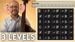 BIG EARS: How to Hear Harmony on the Bass
